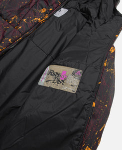 NRG ACG Rope De Dope Women's Jacket (Burgundy)