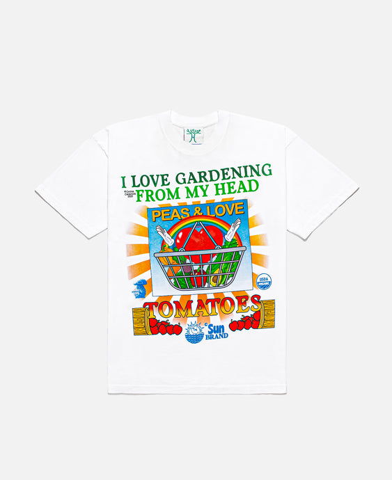 The Garden In Your Heart Within T-Shirt (White)