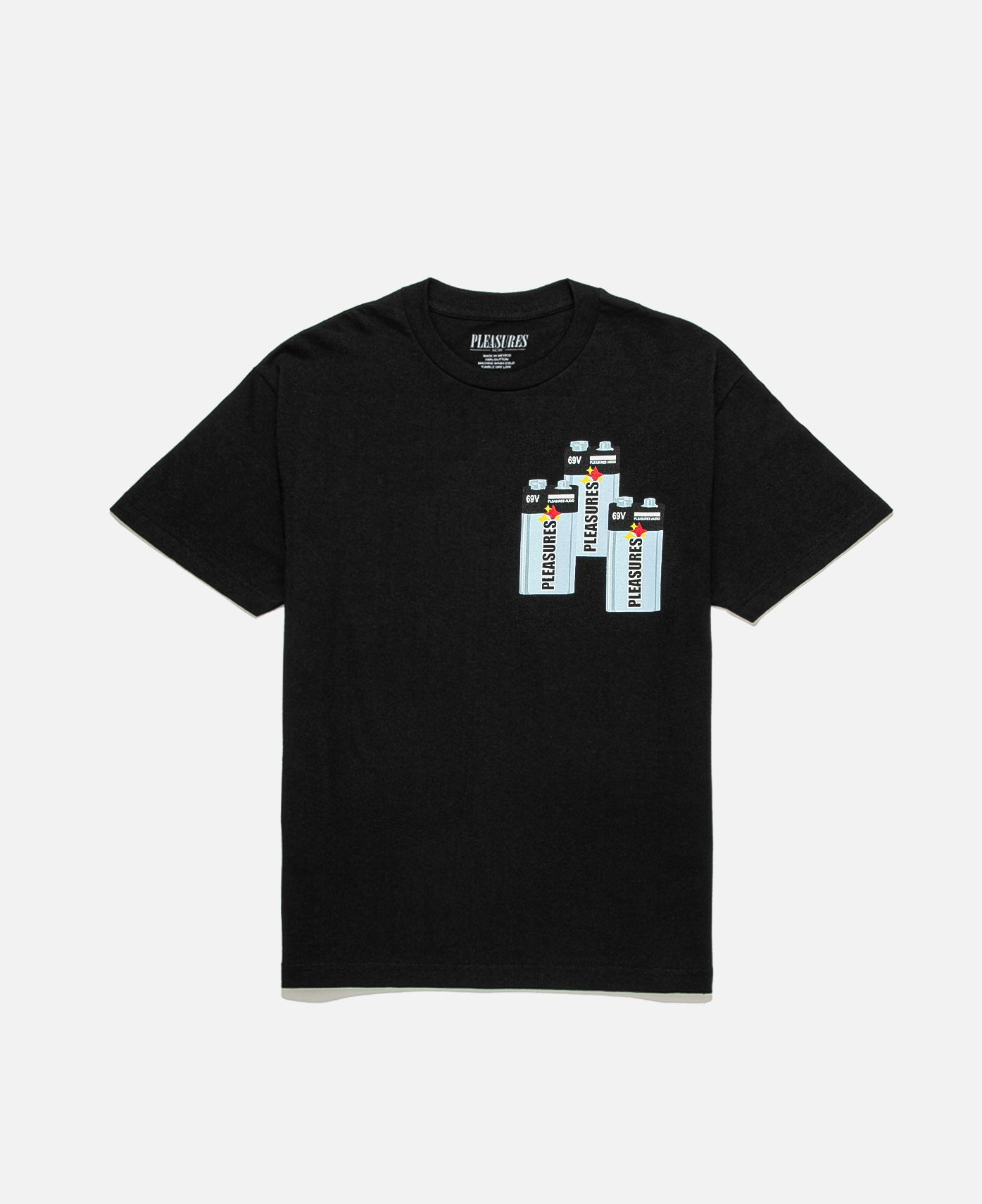 Charge T-Shirt (Black)