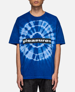Surrealism Tye Dye T-Shirt (Navy)
