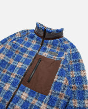 Wraith Poodle Polar Fleece Jacket (Blue)