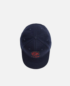 High Crown Cap (Navy)