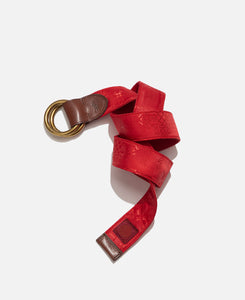O-Ring Belt (Red)