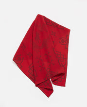 Square Scarf (Red)
