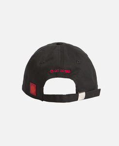 Light Dad Cap (Black)