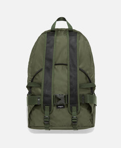 2 Way Daypack (Olive)