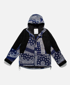 Mountain Parka (Navy)