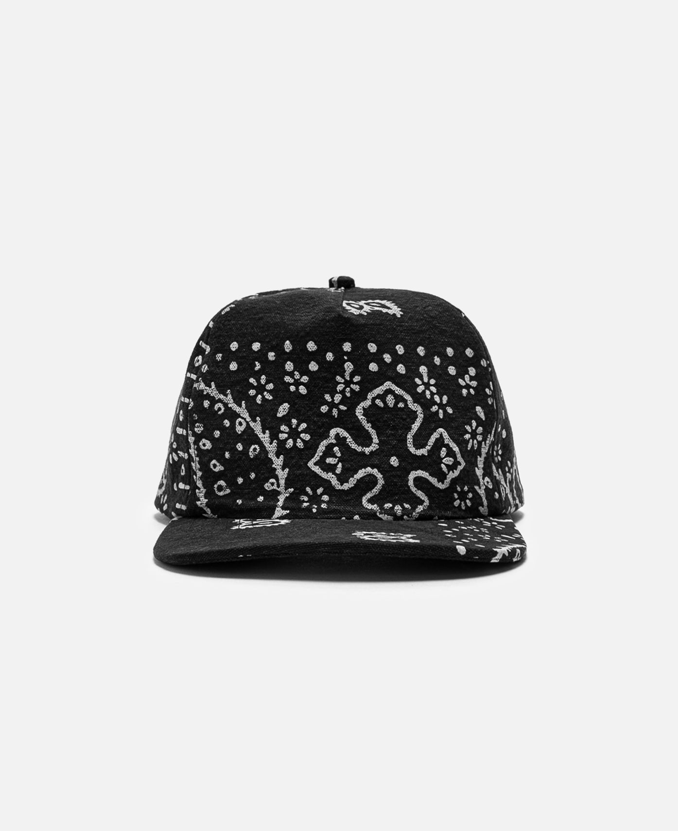 Rhepurposed Hat (Black)