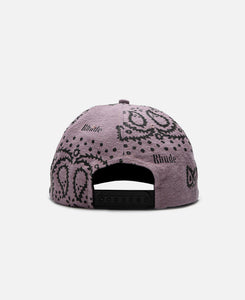 Rhepurposed Hat (Purple)