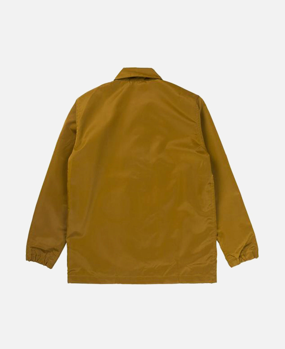 SHORT FLIGHT SATIN JACKET (BEIGE)