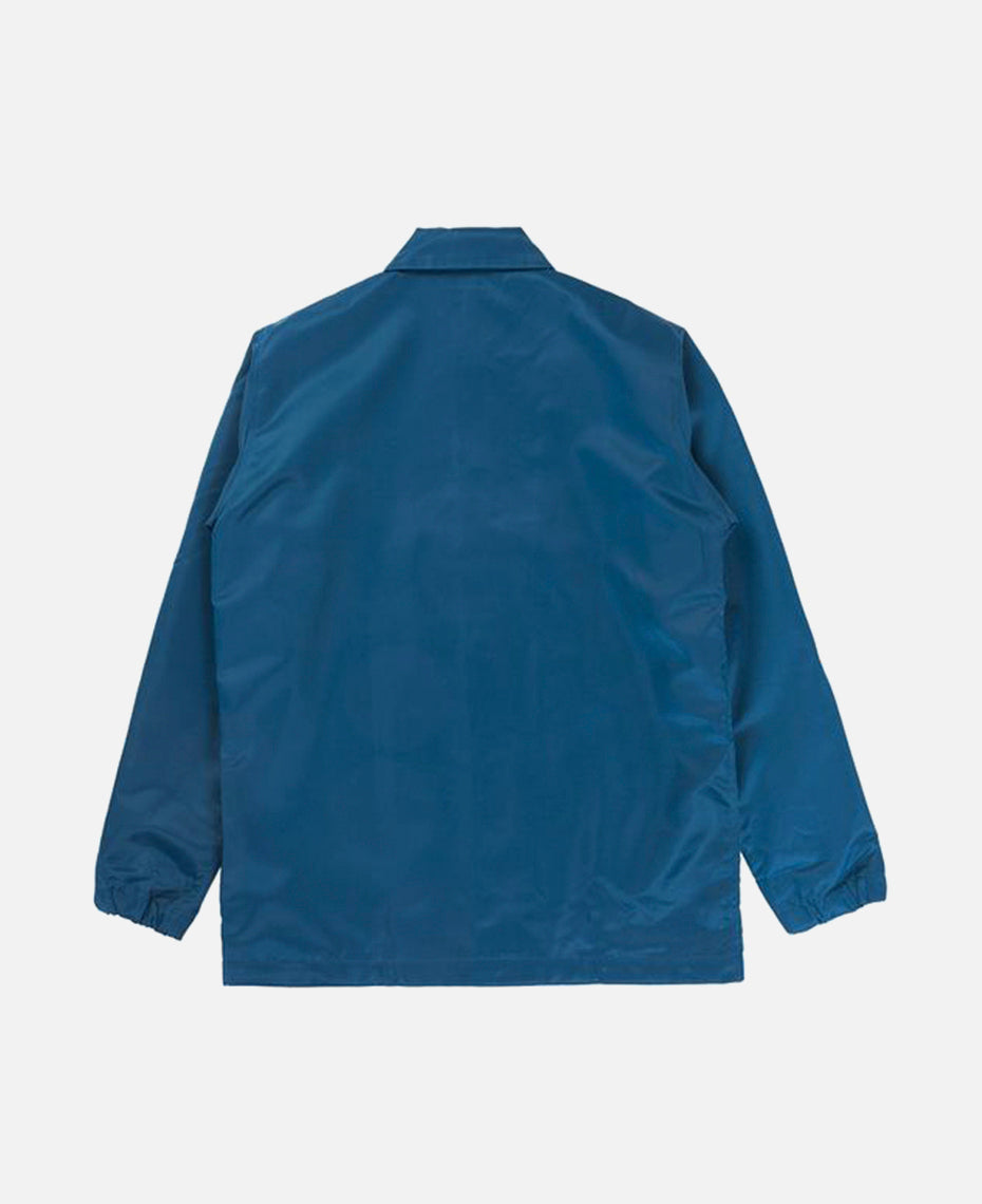 SHORT FLIGHT SATIN JACKET (BLUE)