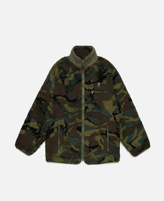 Pipping Jacket (Olive)