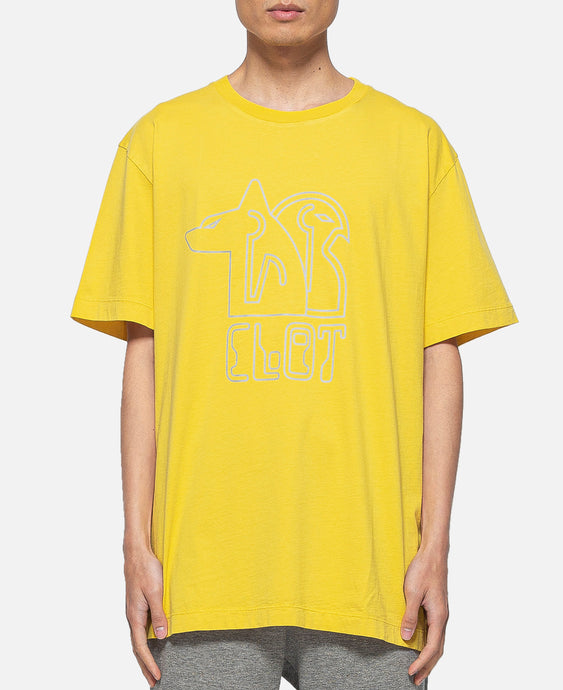 Doublefaced T-Shirt (Yellow)