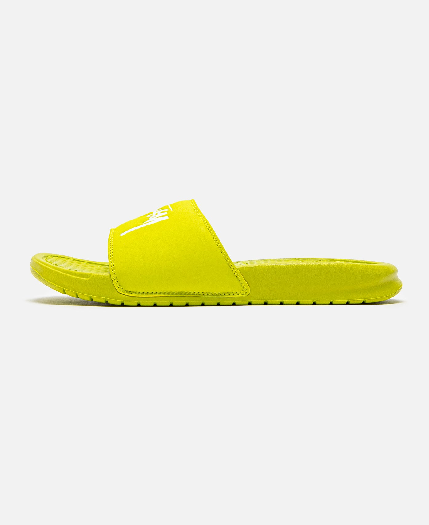 Slide Sandals (Yellow)