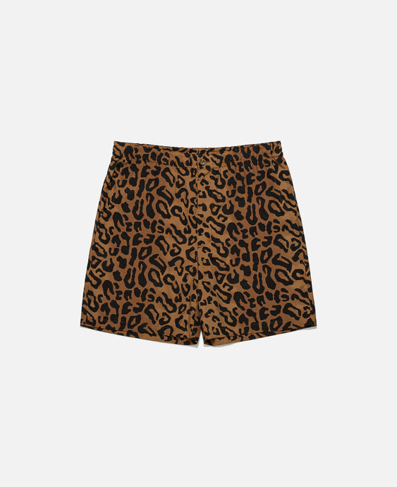 Hawaiian Shorts (Type-3) (Brown)