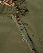 Wacko Maria Type-3 Mods Coat (Olive)