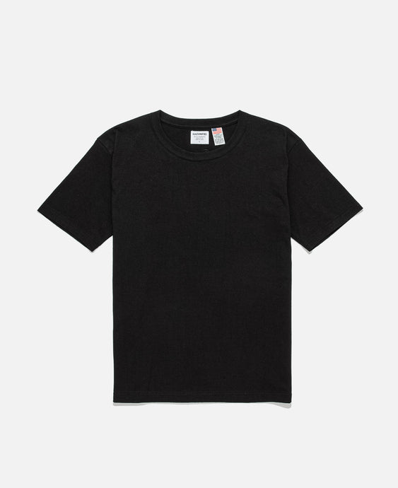 USA Body Crew Neck Type-3 T-Shirt (Black)