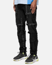 Taped Pants (Black)