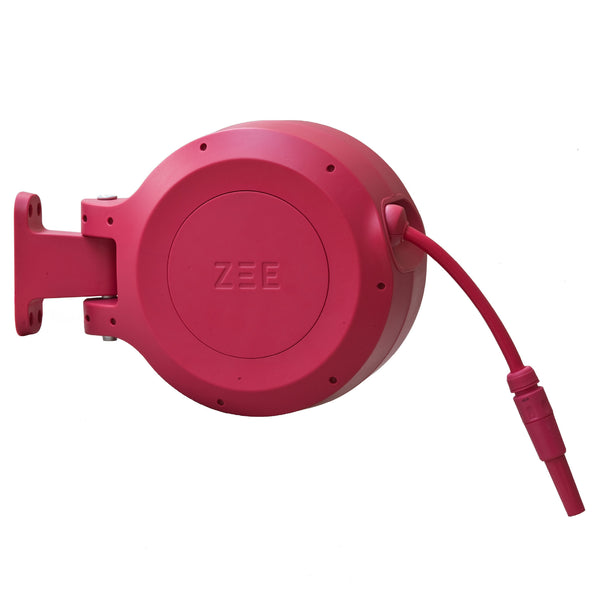 Mirtoon hose reel 10m (pink)
