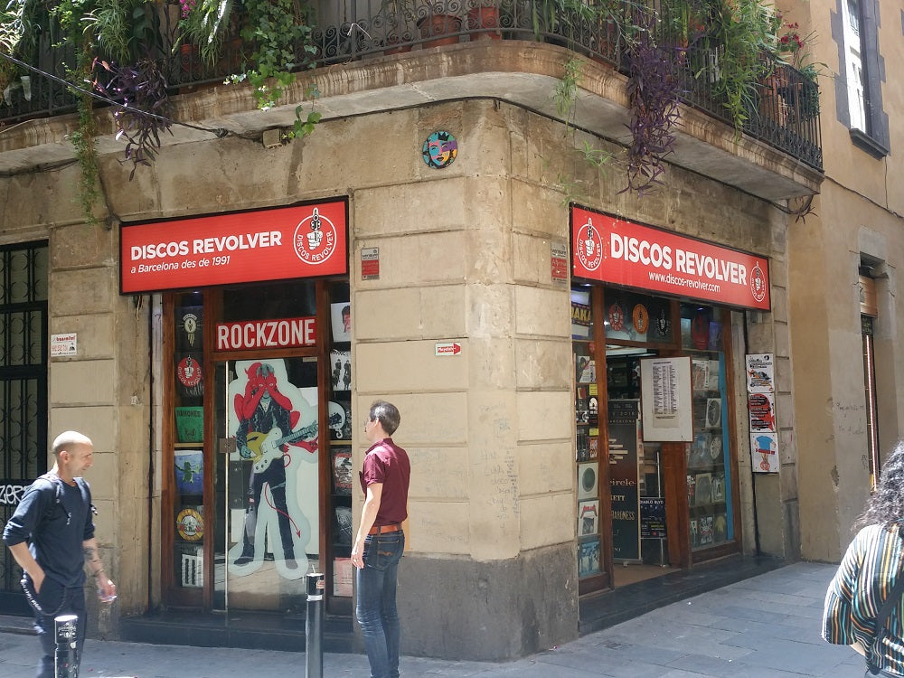 Record Stores Of The World #4 : Barcelona