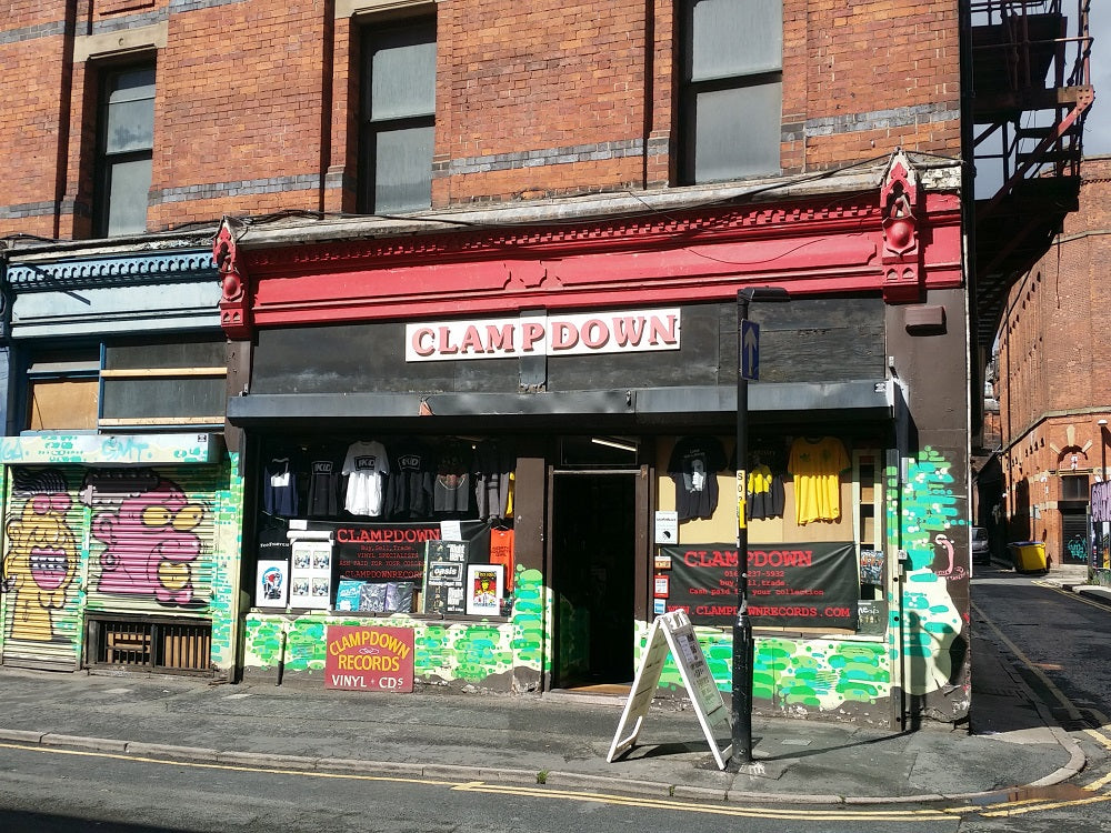 Record Stores of the World #6 : Manchester UK