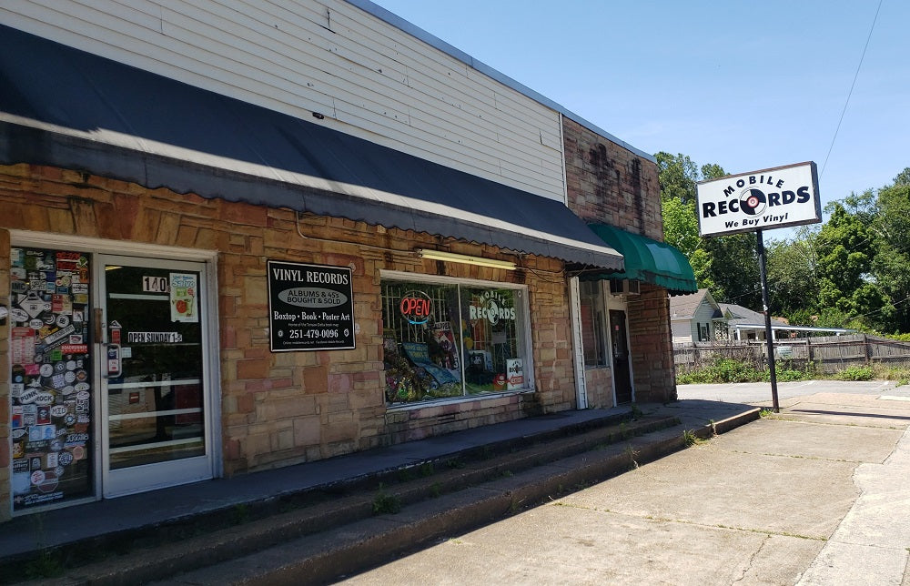 Record Stores of the World #10 : Mississippi, Louisiana & Alabama, USA