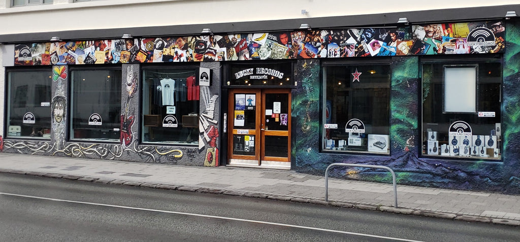 Record Stores of the World #11 : Reykjavik, Iceland
