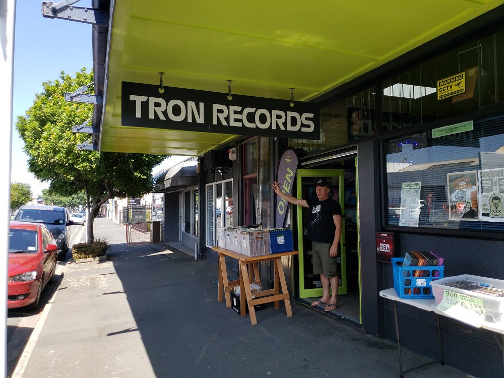Record Stores Of The World #8 : North Island, New Zealand