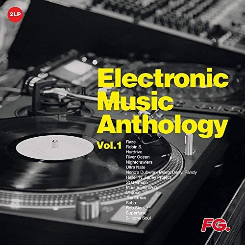 Electronic Music Anthology Vol.1