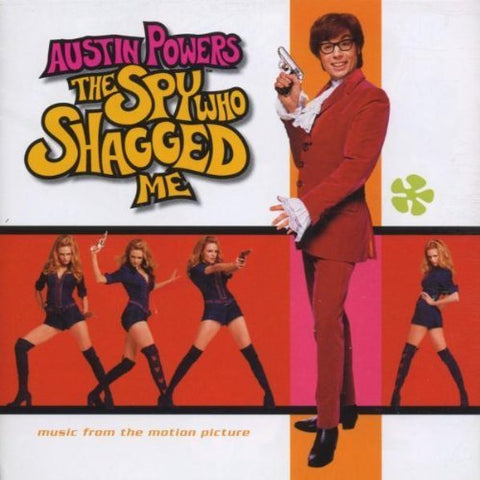 Austin Powers: The Spy Who Shagged Me OST