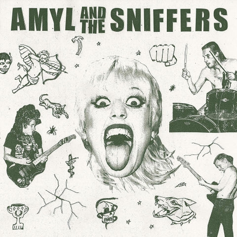 Amyl and The Sniffers (Pre-order)