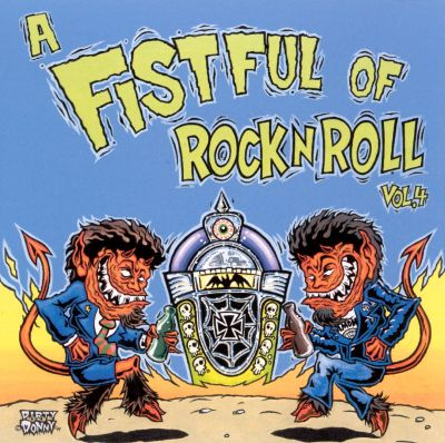 A Fistful Of Rock N' Roll Vol.4