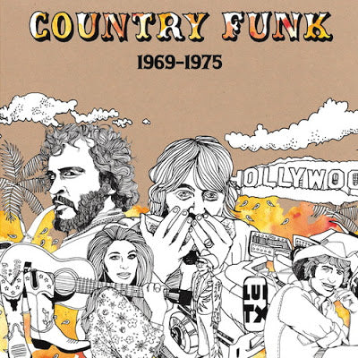 Country Funk II 1967-197