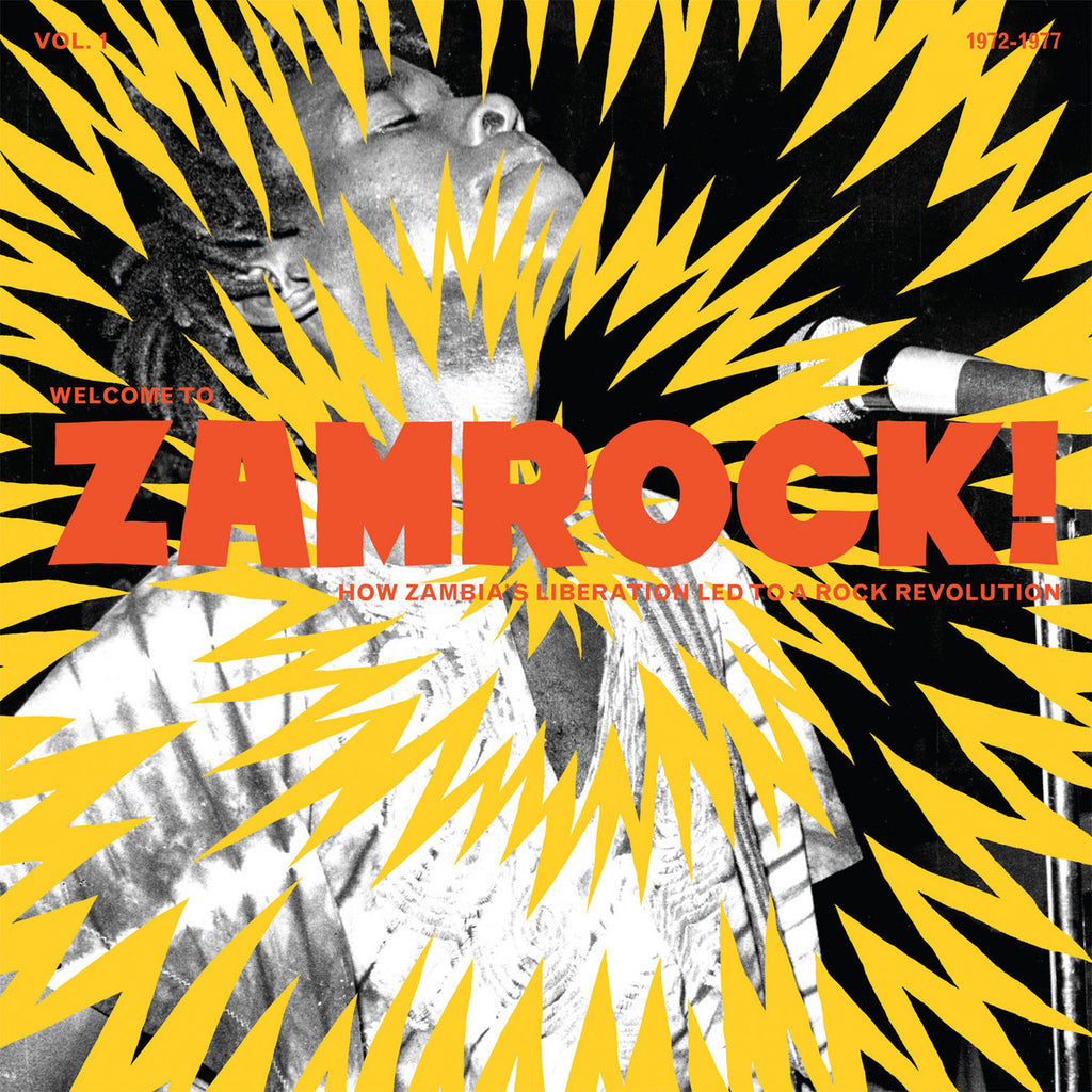 Welcome to Zamrock! Vol. 1