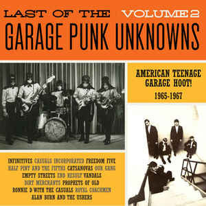 Last Of The Garage Punk Unknowns Volume 2