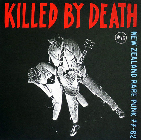 Killed By Death : Rare New Zealand Punk