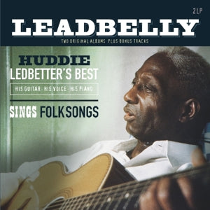 Huddie Ledbetter's Best ..His Guitar, His Voice, His Piano
