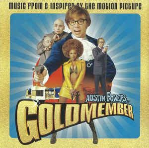 Music From the Motion Picture Austin Powers in Goldmemeber