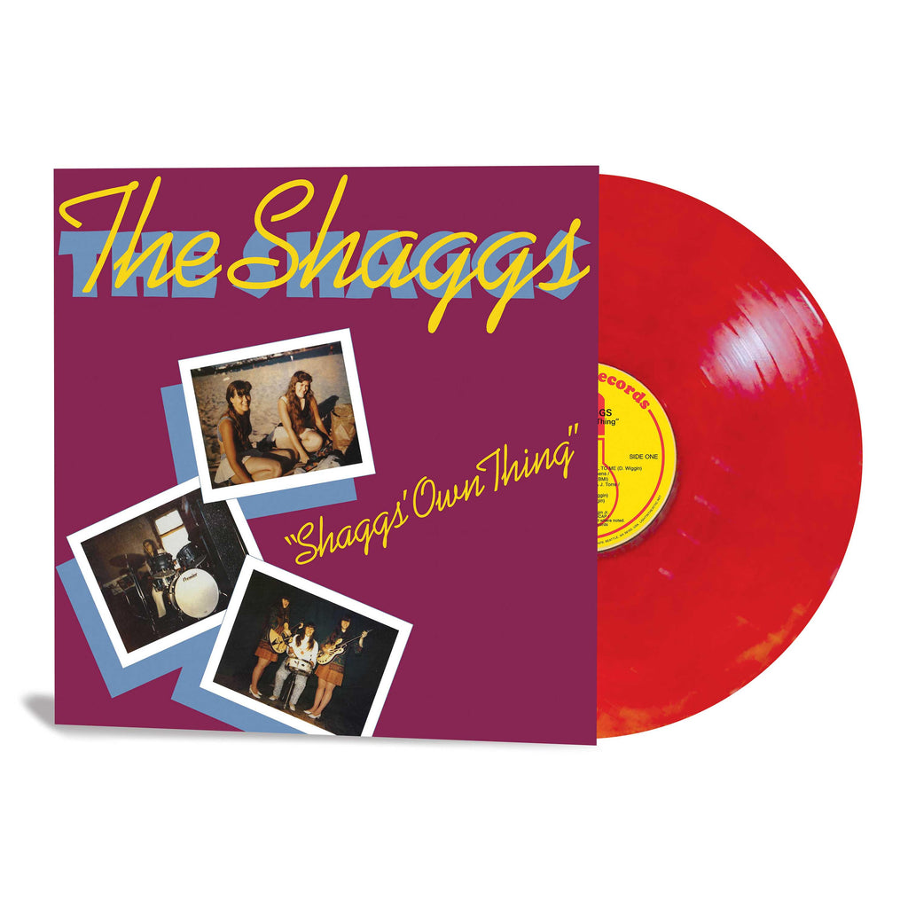 Shaggs' Own Thing (Red Galaxy Vinyl)