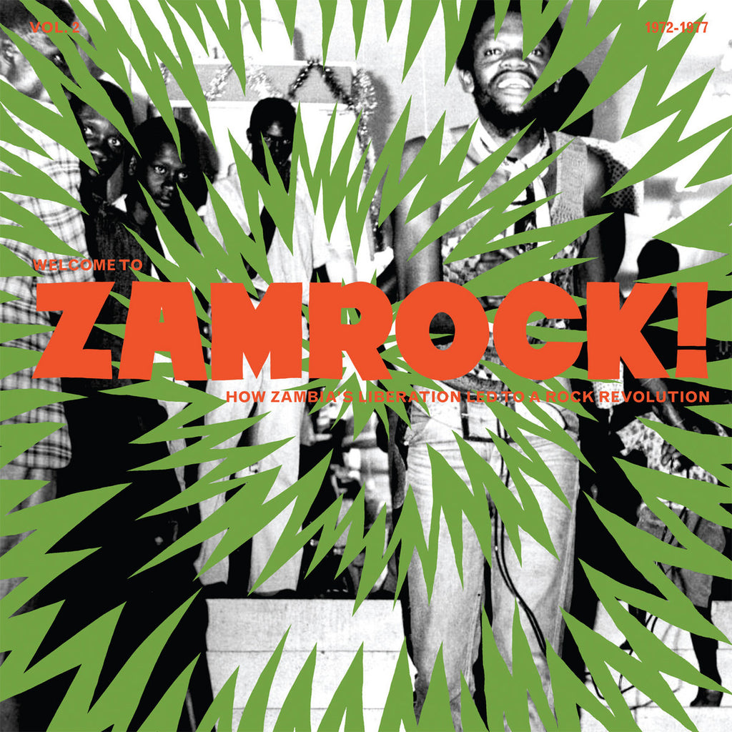 Welcome To Zamrock 2
