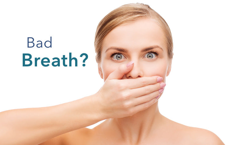 Causes of Bad Breath (Halitosis)