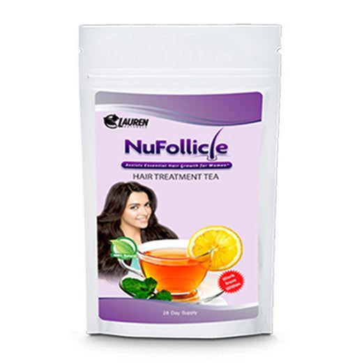 Hair Growth Tea: NuFollicle Hair Treatment Tea for Women