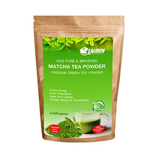 Pure Organic Matcha Powder Tea