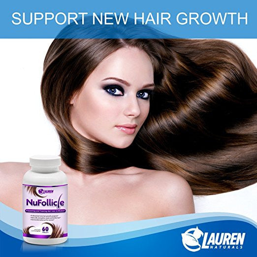 All Natural Hair Growth for Women and Men