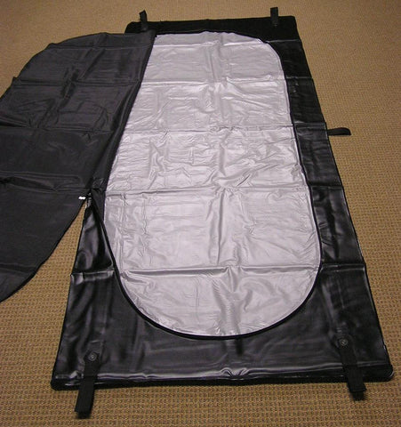 Heavy Duty Transport Body Bag (Lined) T20-7L