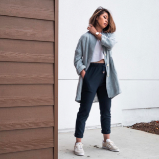 Mariel Cornel – @polydeux fashion blogger
