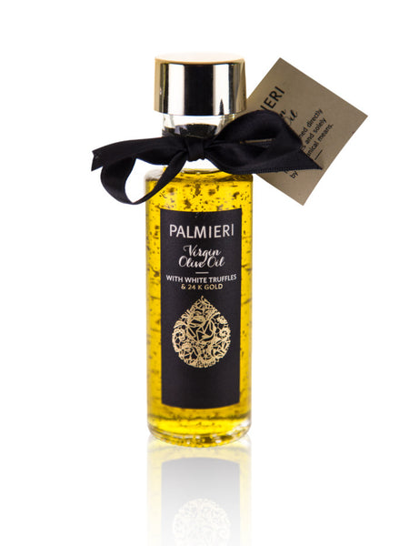 Virgin Olive Oil with Gold & White Truffle