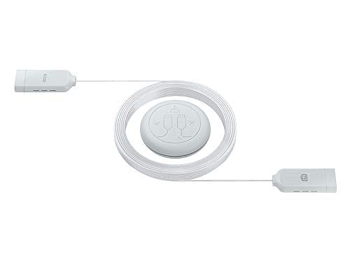 Samsung Electronics One Connect in-Wall Cable,5 m White (VG-SOCM05U/ZA)