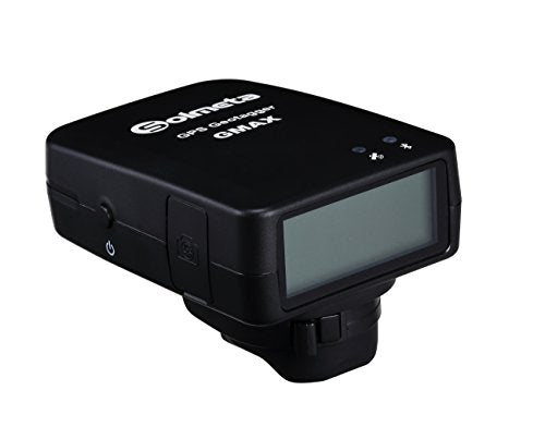 GMAX-GF is Camera GPS BDS Receiver & Bluetooth Shutter Release for Nikon Df, D750, D610, D600, D7500, D7200, D7100, D7000, D5600, D5500, D5300/5200/5100/5000, D3400, D3300/3200/3100, 1900mAh Li-ion