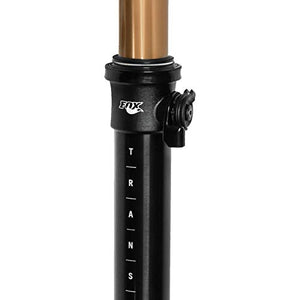 Fox Racing Shox Transfer Factory Series Dropper Seatpost - 2020 Black, 30.9x356mm/100mm Travel